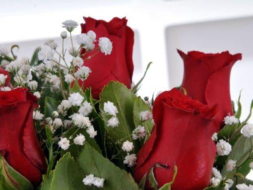 Aşkın Adı 9 Kırmızı Gül Arajmanı – 2