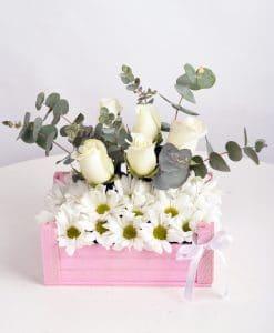 Bir Kasa Dolusu Çiçek – 2