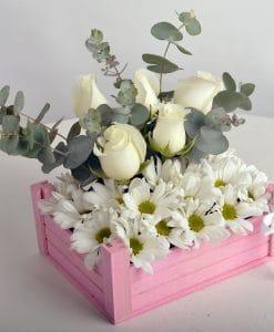 Bir Kasa Dolusu Çiçek – 3