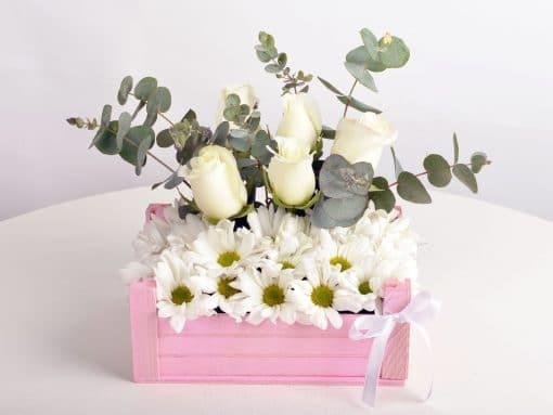 Bir Kasa Dolusu Çiçek -5